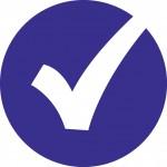 AHE Logo (Cut out tick,  no text)